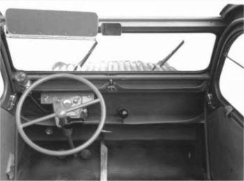 2cv az 1955. Black Bedroom Furniture Sets. Home Design Ideas